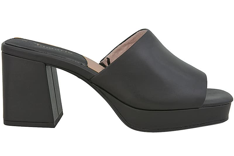 Tamaris mules 1-27213-26_Μαύρο_1