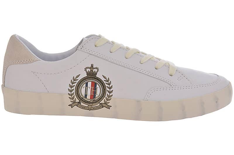 Γυναικεία Sneakers Tommy Hifiger FW0FW05726 Λευκό 1